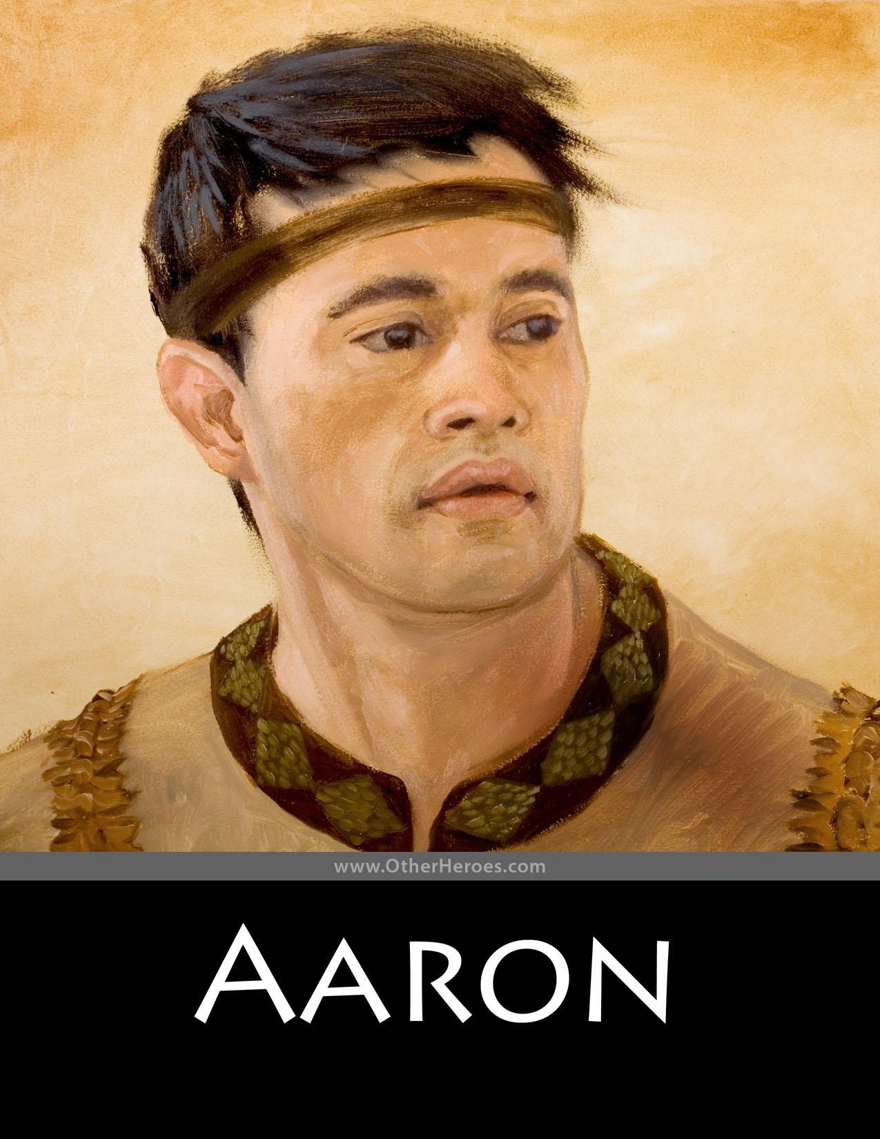 URL Bookofmormonbattles Characters AaronBio