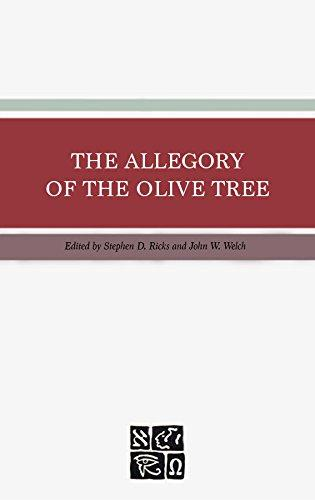 Book Cover of The Allegory of the Olive Tree