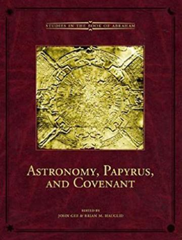 Book cover of Astronomy, Papyrus, and Covenant