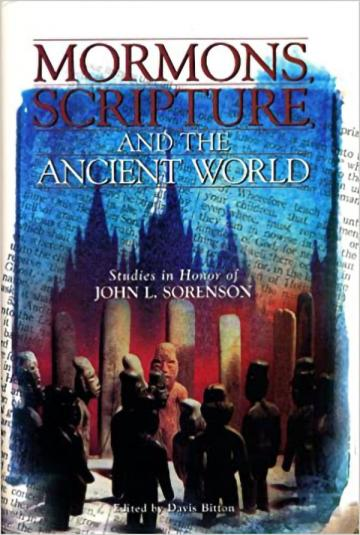Book cover of Mormons, Scripture, and the Ancient World