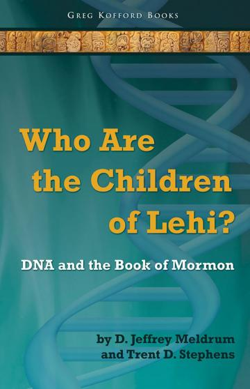 Book cover of Who Are the Children of Lehi