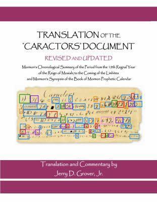 "Translation of the ""Caractors"" Document"