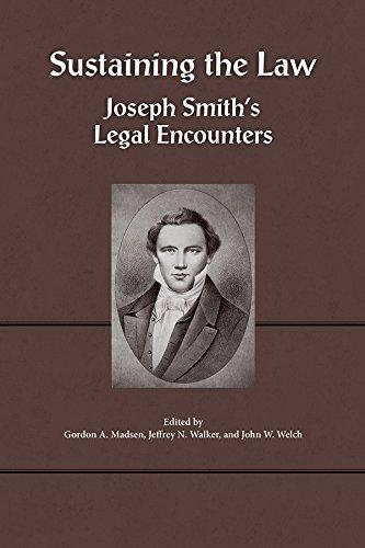 Book cover of Sustaining the Law