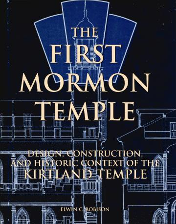 The First Mormon Temple