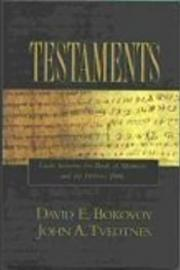 Book cover of Testaments: Links Between the Book of Mormon and the Hebrew Bible