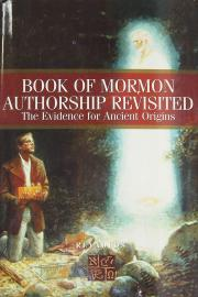 Book cover of Book of Mormon Authorship Revisited