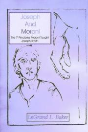 Book cover of Joseph and Moroni: The 7 Principles Moroni Taught Joseph Smith