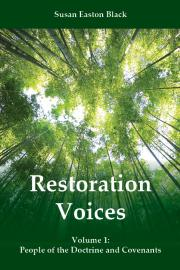 Cover of Restoration Voices Volume 1