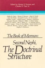 The Book of Mormon: Second Nephi, The Doctrinal Structure